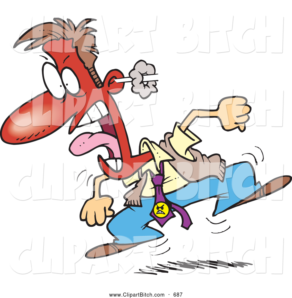 clipart frustrated man - photo #32