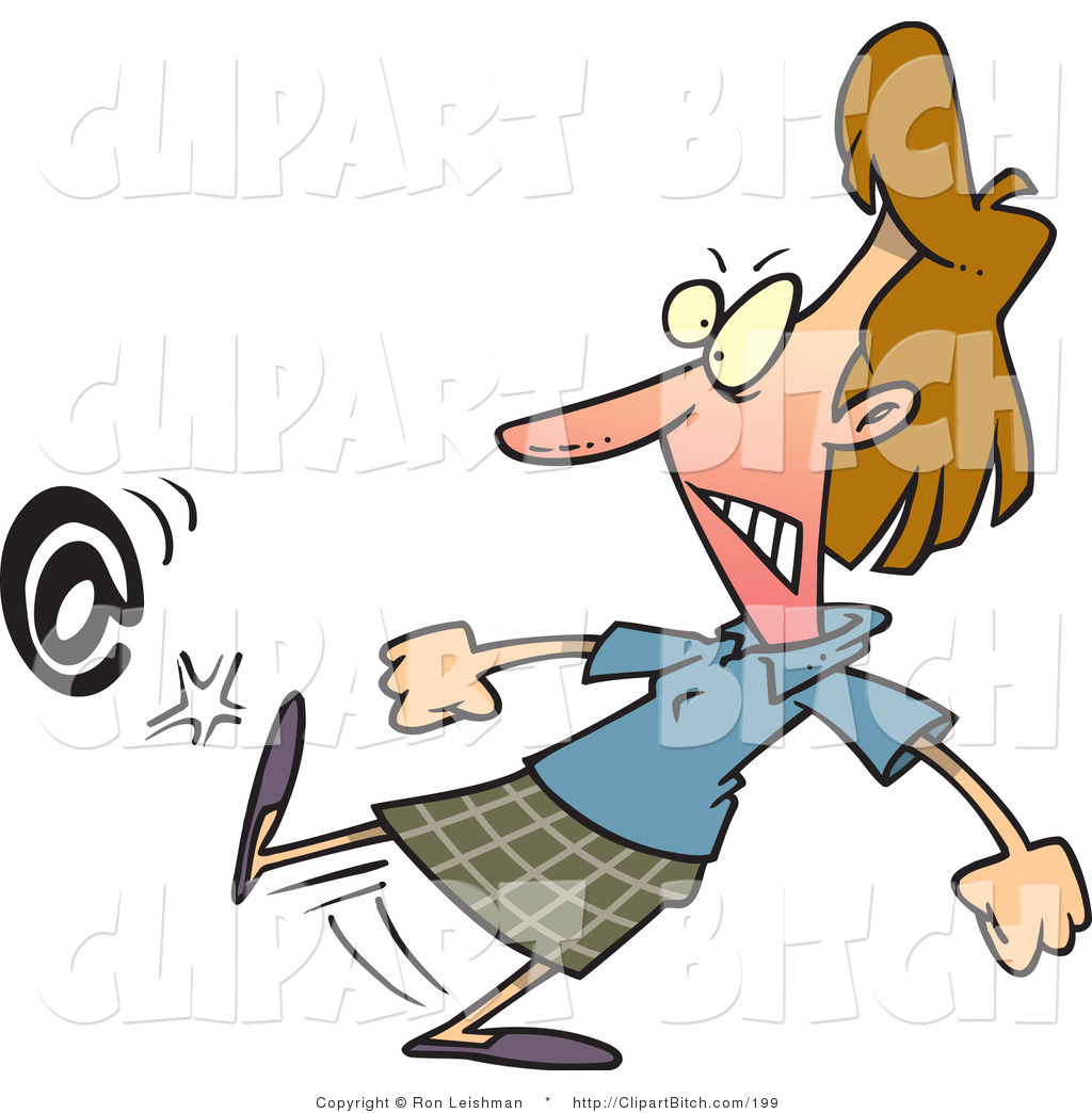 Angry Woman Cartoon Clip Art Pictures to Pin on Pinterest ...